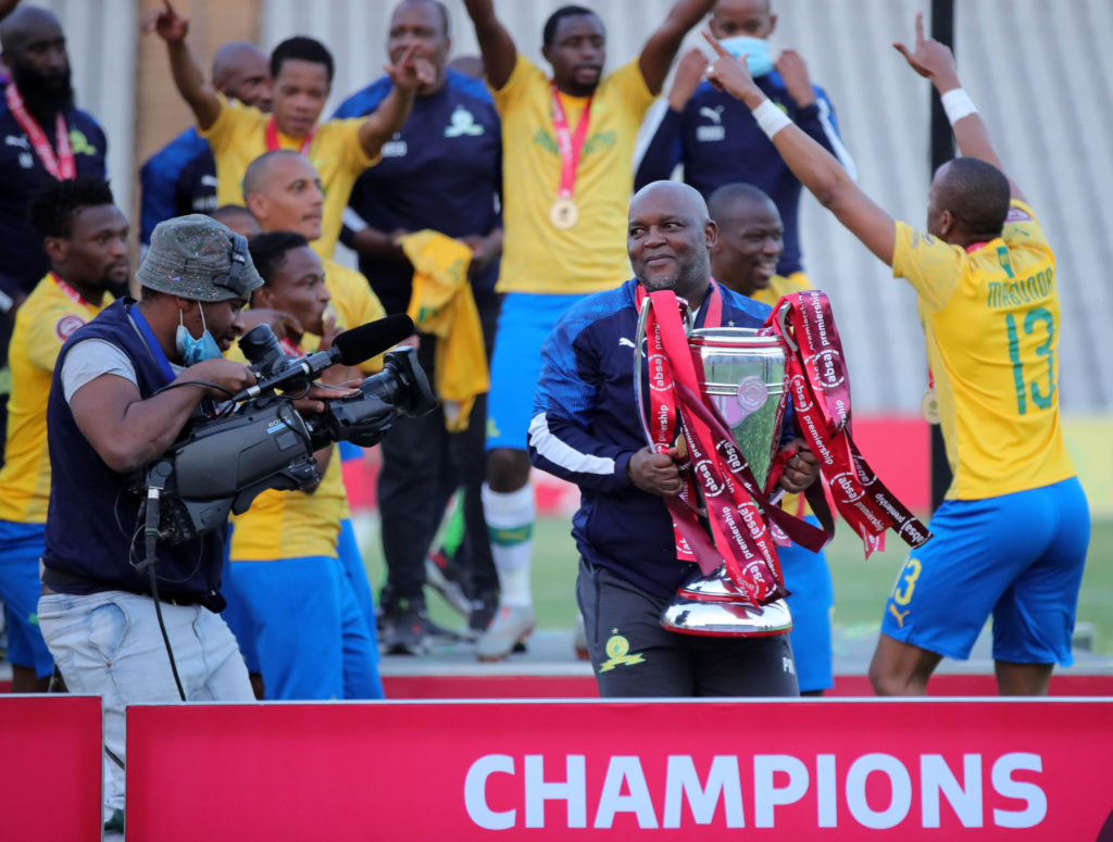 Pitso: Sundowns are the team of the decade