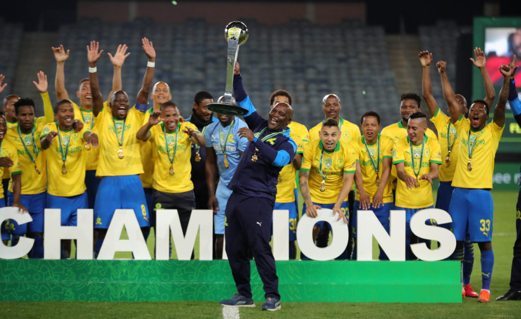 Pitso: I'm happy we won but the PSL title is bigger