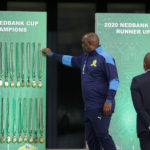Watch: Pitso's post-match press conference after Sundowns clinched treble