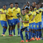 Gallery: Sundowns celebrating treble success after Nedbank Cup triumph