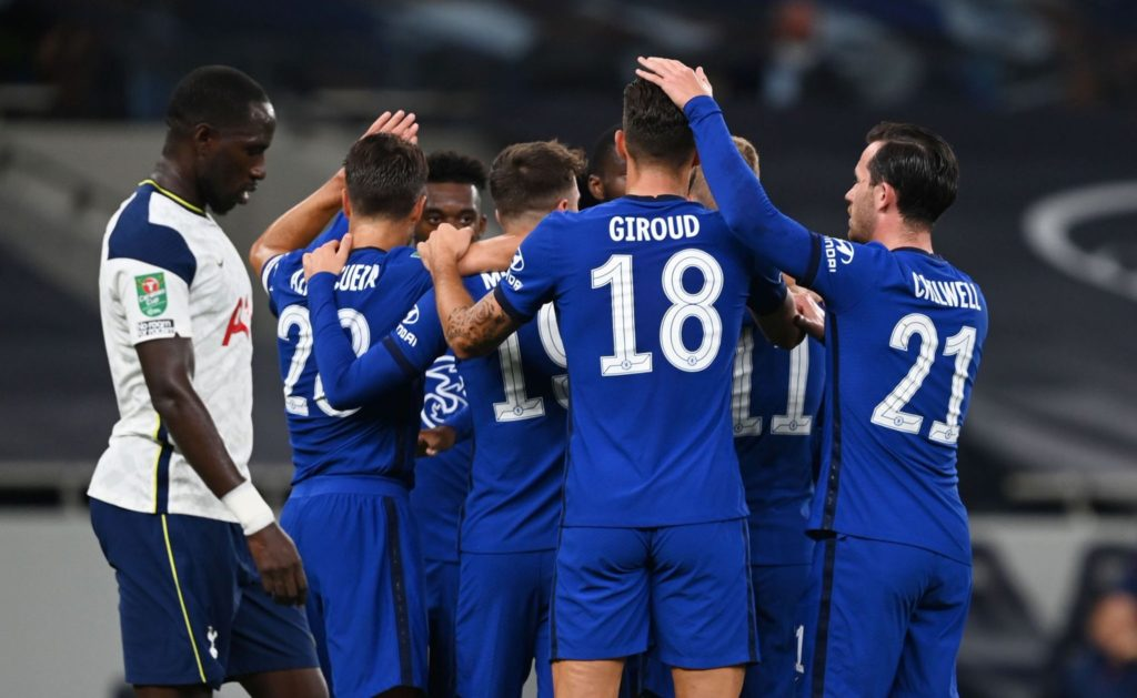 Chelsea Champions League quarter-final legs to be played in Seville