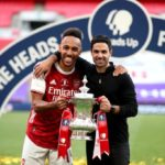Arteta and Aubameyang