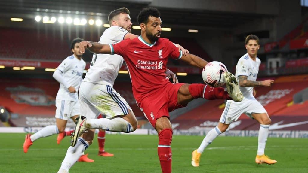 Salah hat-trick edges out Leeds in seven-goal thriller