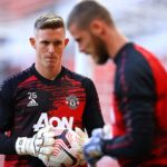 Henderson could make Man Utd debut in Carabao Cup