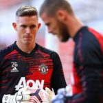 Dean Henderson and David De Gea