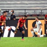 Spain earn late draw against Germany