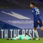 Lampard: Havertz only Chelsea player to test positive for Covid-19