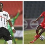Mhango, Shalulile share Golden Boot award