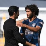 Elneny needed little bit of belief –  Arteta