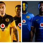 Kaizer Chiefs kit launch
