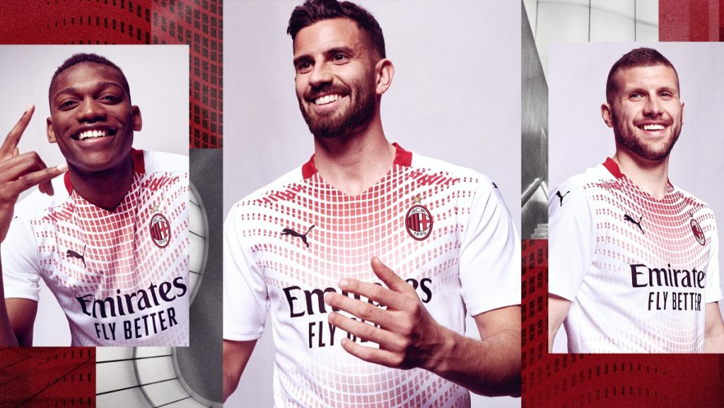 PUMA unveils new AC Milan away kit inspired by the Museum ...