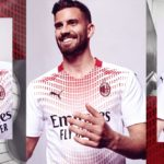 PUMA unveils new AC Milan away kit