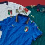 PUMA unveils customised Italy jerseys