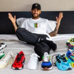 PUMA signs long-term partnership with football star Neymar Jr
