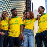 PUMA celebrates 50 years of Sundowns with new jersey