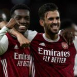 Nketiah fires Arsenal to victory over West Ham