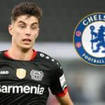 Chelsea complete £70m Havertz signing from Bayer Leverkusen