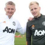 Van De Beek reassured he is highly rated at Man United