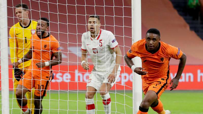 Nations League wrap: Netherlands edge Poland, Italy held by Bosnia