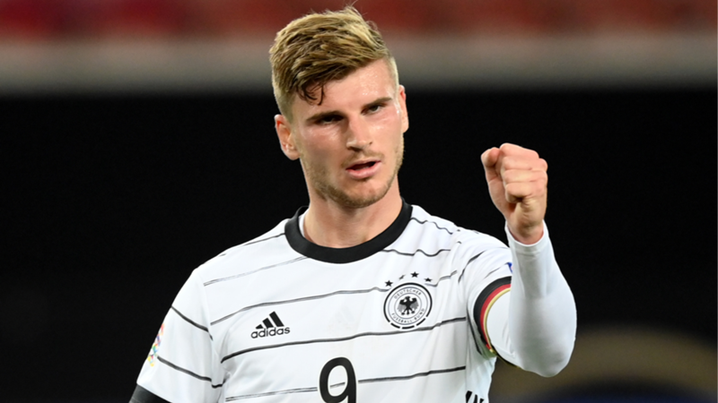 'It's annoying!' - Werner rues Germany lapse in Spain draw