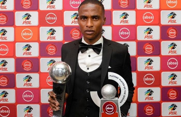 Thembinkosi Lorch of Orlando Pirates