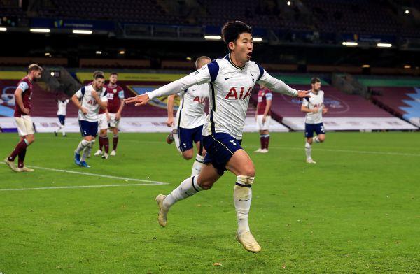 Son Spurs Tottenham