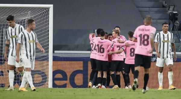 Barcelona vs Juve