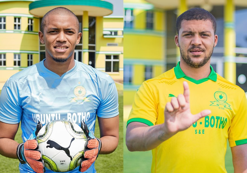 Sundowns confirm two more signings