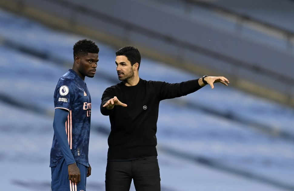 Partey was fantastic and there is still much more to come – Arteta