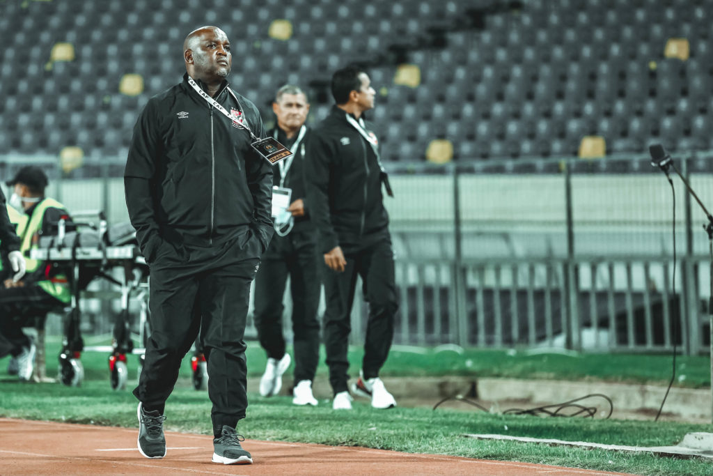 Pitso: I wished we scored more goals
