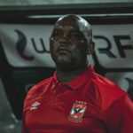 Pitso announces Al Ahly squad for Pyramids FC encounter