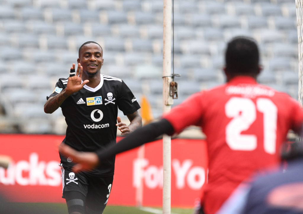 Pirates put Chiefs to the sword at Orlando Stadium
