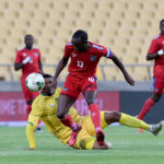 Gallery: Namibia fight back to hold Bafana Bafana