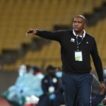 Molefi Ntseki coach of South Africa