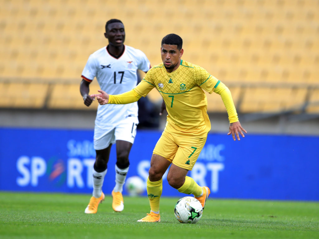 Blow for Bafana as Dolly looks set to miss Afcon qualifiers