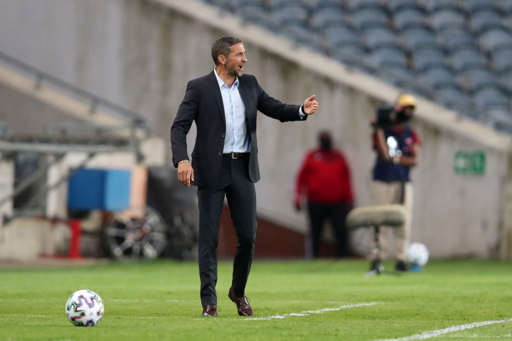 Pressure on Chiefs not Pirates in Soweto derby - Zinnbauer