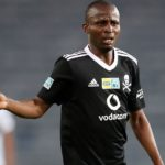 Terrence Dzvukamanja of Orlando Pirates