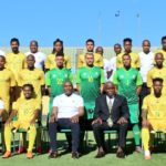 Ntseki names Bafana starting XI to face Zambia