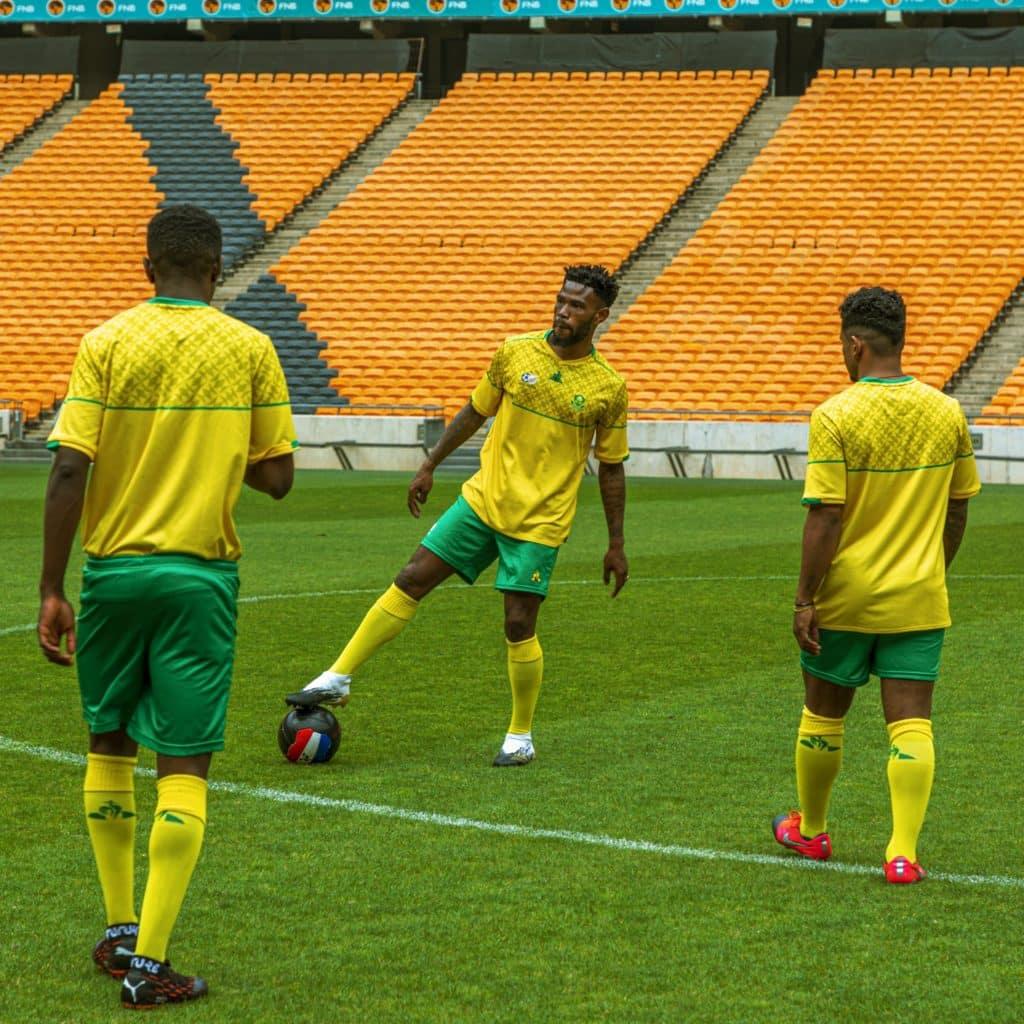 Ntseki names Bafana starting XI for Namibia friendly