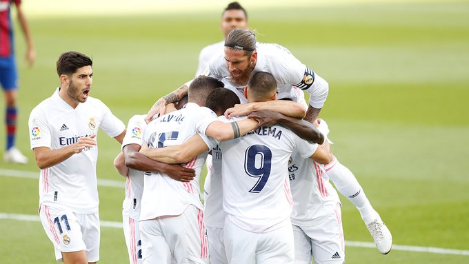 Real Madrid brush aside Barcelona, return to top of LaLiga
