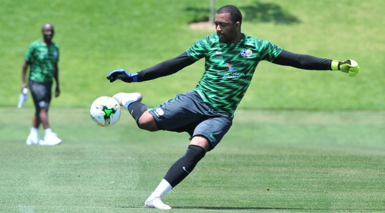 Khune named in Bafana's 25-man squad for Afcon qualifiers