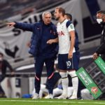 Mourinho hails 'fantastic' Son, Kane after Burnley win