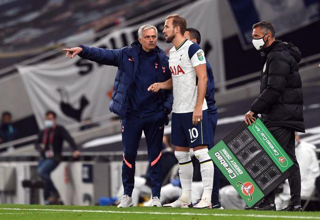 Mourinho hails 'fantastic' Son, Kane after Burnley win