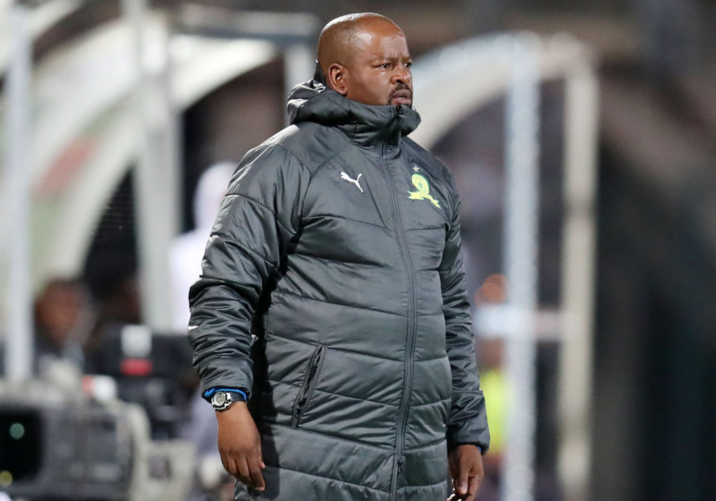 Mngqithi: We won't bow down without a big fight