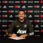 New Man Utd signing Telles tests positive for Covid-19