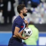 Wrap: Giroud stars for France, Germany held in thriller