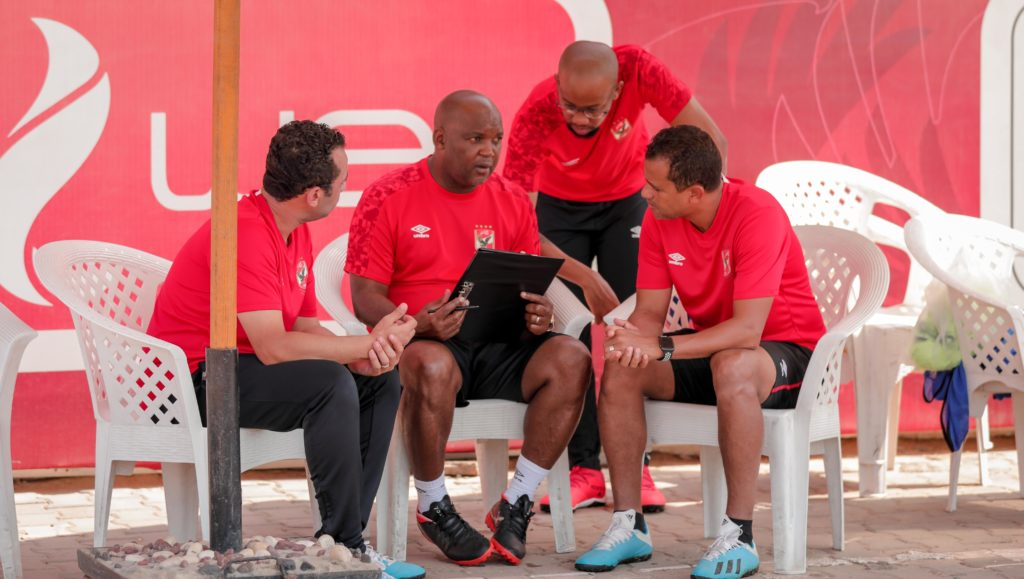 Pitso announces Al Ahly squad for Caf CL clash with Wydad