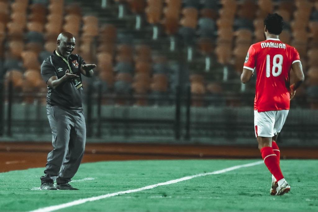 Gallery: Pitso's Al Ahly book Caf Champions League final spot