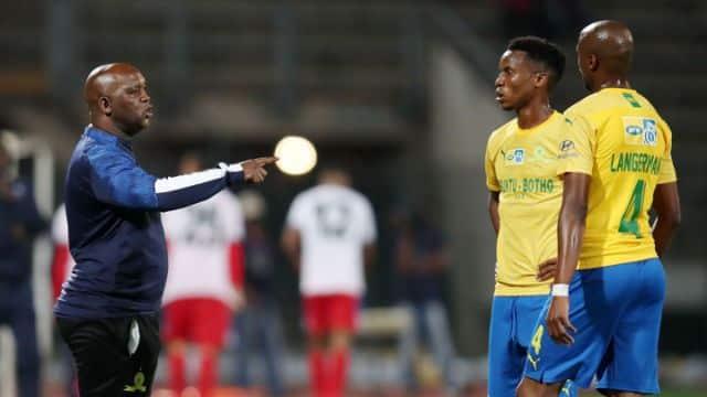 Watch: Zwane, Pitso take top honours at PSL Awards