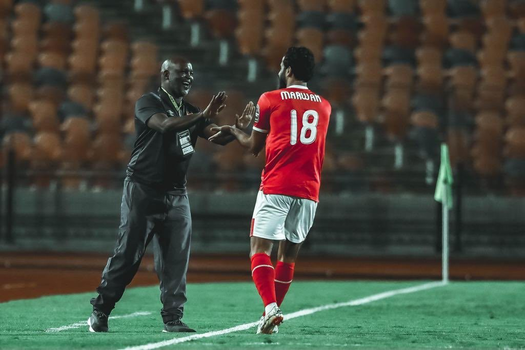 Pitso's Al Ahly advance to Caf Champions League final